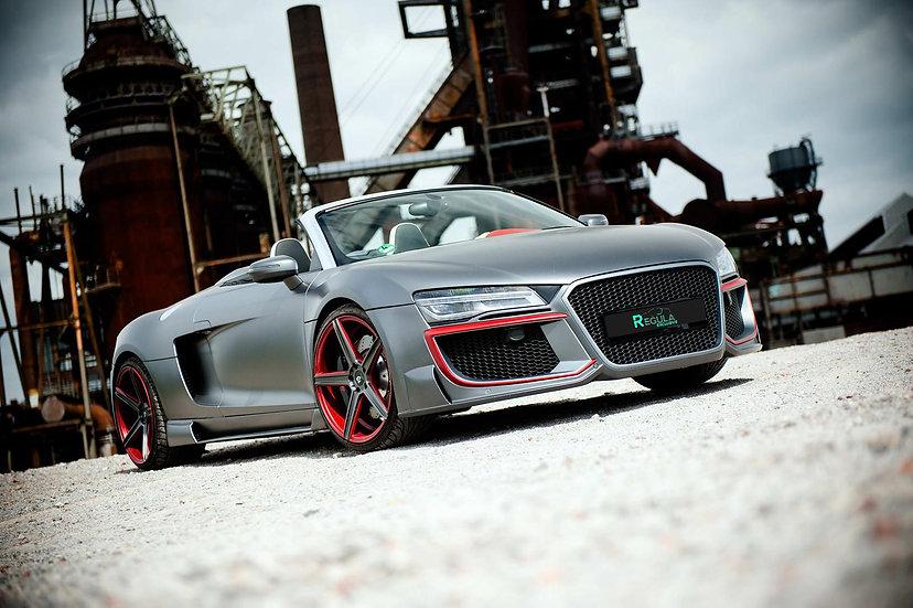 Audi R8 Coupe / Spyder Frontstoßstange GT-R