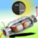 DPF-Dieselpartikelfilter