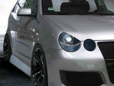 VW Polo 9N Seitenschweller GTS