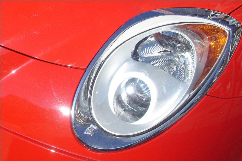 Alfa Romeo Mito Scheinwerferblenden