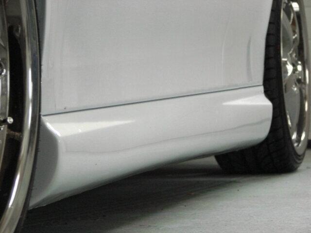 VW Bora Seitenschweller GTR