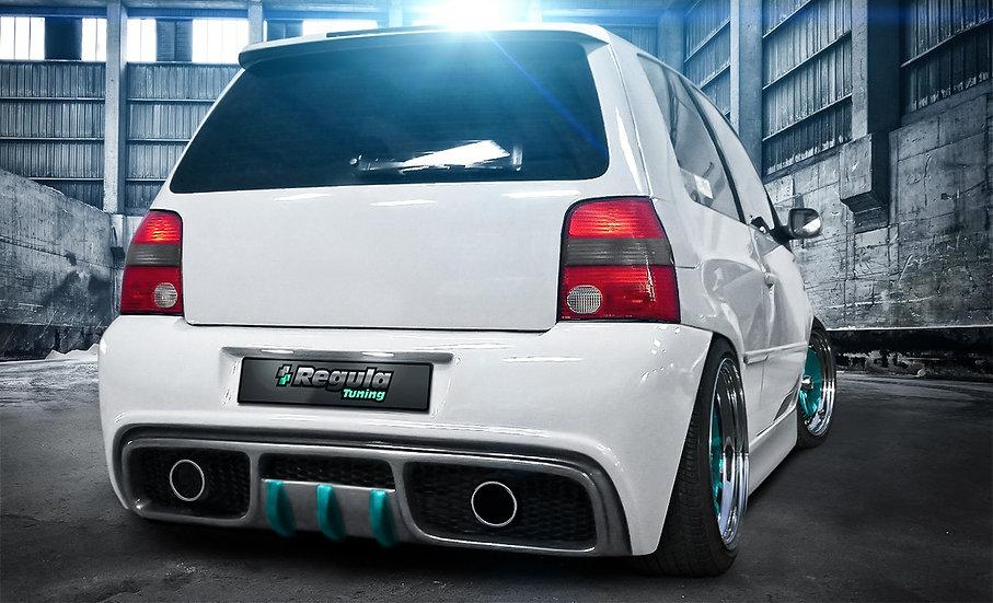 VW Lupo Seitenschweller GTS