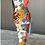 Thumbnail: Multi Color Sleeveless Maxi Dress