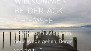 Ökumenischer Abend in Bad Endorf: Erstes Delegiertentreffen der ACK Chiemsee nach Gründung