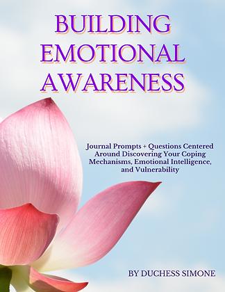 Building Emotional Awareness  Prompts
