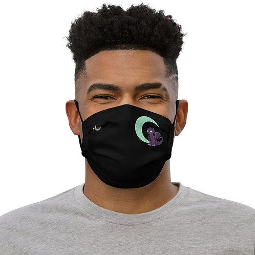 Drako Black Premium Face Mask