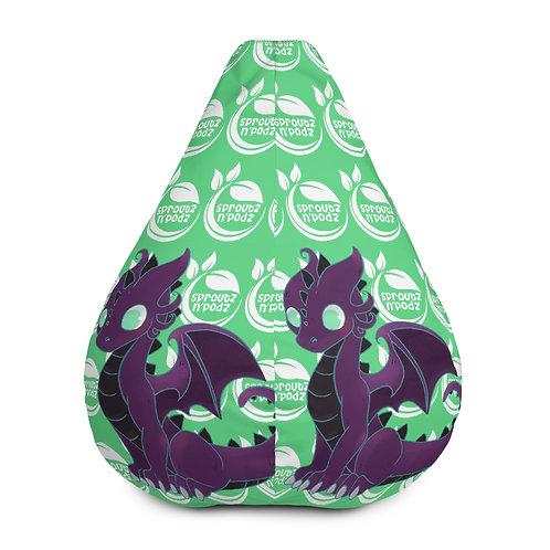 Drako Bean Bag Chair w/ filling