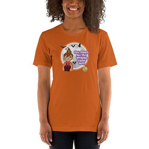 Avery Anise's Full Moon Weirdos Unisex T-Shirt