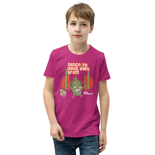 Caleb Cardamom's Dance To Your Own Beat! Youth T-Shirt