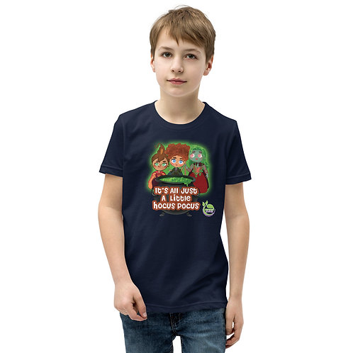 The Herbalson Sisters Hocus Pocus Youth T-Shirt