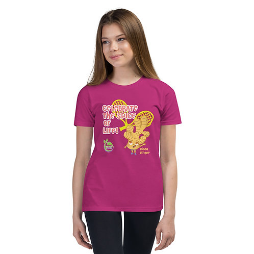 Giada Ginger's Spice of Life Youth T-Shirt