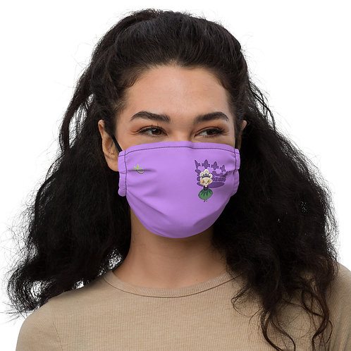 Queen Camellia Premium Face Mask