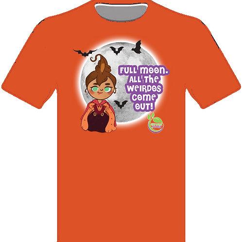 Avery Anise Full Moon Halloween T-shirt (Ad)