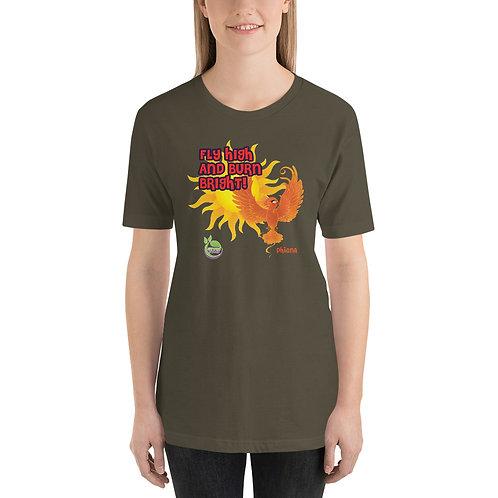 Phiona's Burn Bright Unisex T-Shirt