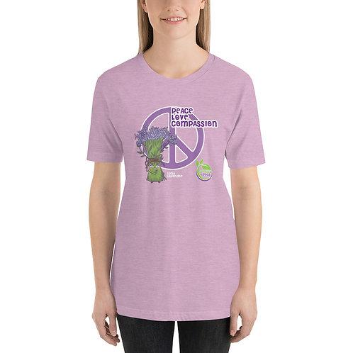 Luna Lavender's Love and Compassion Unisex T-Shirt