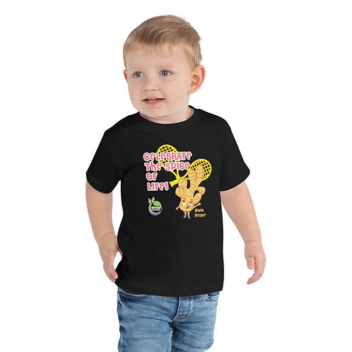 Giada Ginger's Spice of Life Toddler Tee