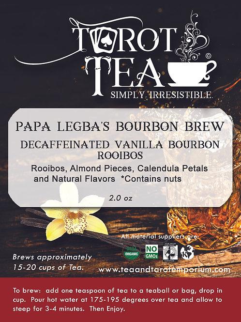 Papa Legba's Bourbon Brew