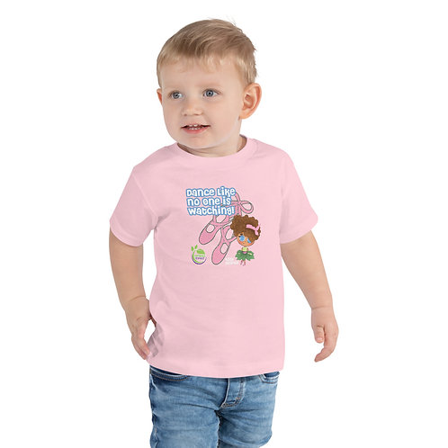 Addy Allspice's Dance Like No One Is Watching Toddler Tee