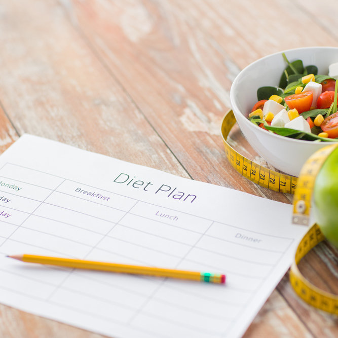 Family Nutrition/Meal Plan