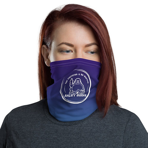 Blue Gradient Logo Neck Gaiter