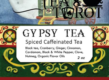 Teas, Teas Everywhere!!!