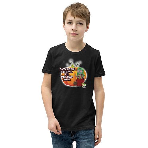 Cindy Cilantro's Come Little Children Youth T-Shirt