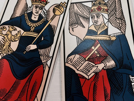History of the Tarot