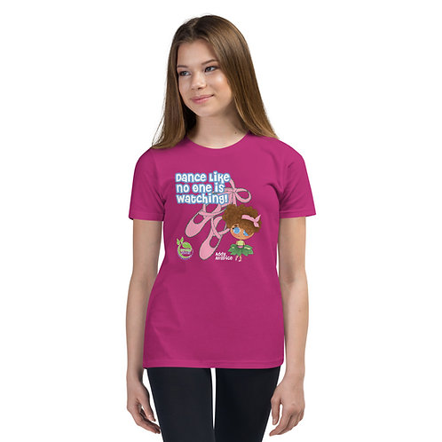 Addy Allspice's Dance Like No One Is Watching! Youth T-Shirt