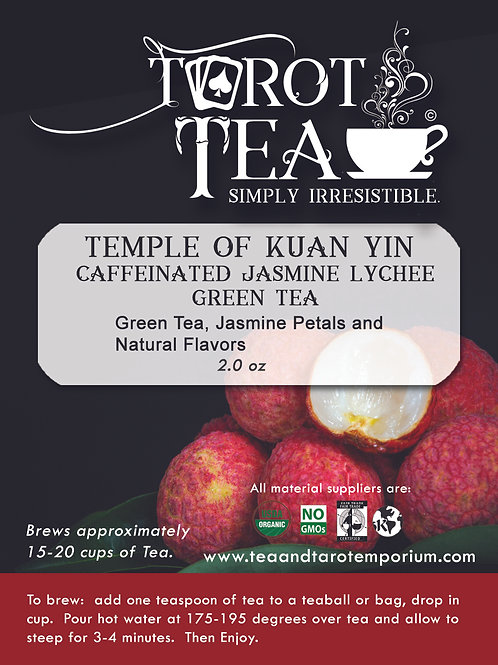 Temple of Kuan Yin