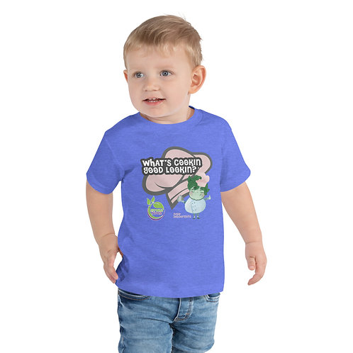 Pepe Peppermint's What's Cookin Good Lookin? Toddler Tee