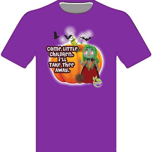 Cindy Cilantro Little Children T-shirt (Ad)
