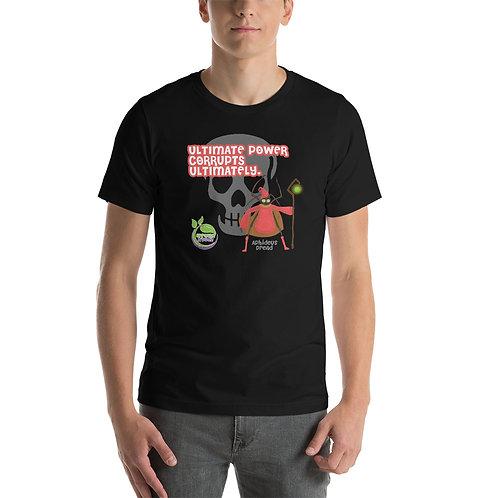 Aphideus Dread Ultimate Power Unisex T-Shirt