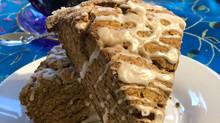 Essential Oil Infused Gluten-Free Gingerbread Scones