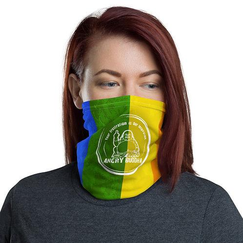 Rainbow LGBTQ Vertical Neck Gaiter
