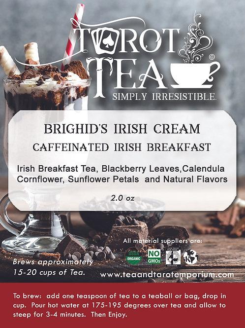 Brighid's Irish Cream Breakfast