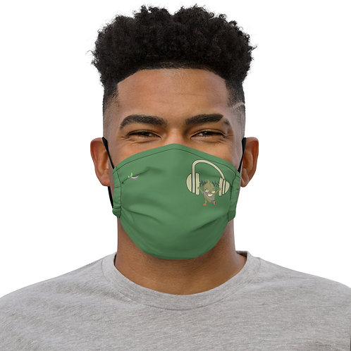 Caleb Cardamom Premium Face Mask