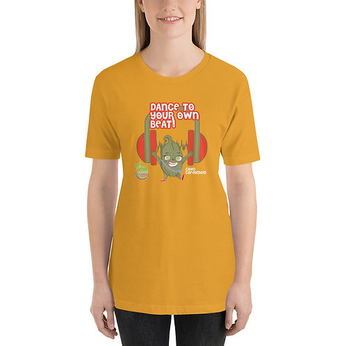 Caleb Cardamom Dance To Your Own Beat Unisex T-Shirt