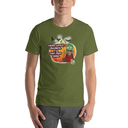 Cindy Cilantro's Come Little Children Unisex T-Shirt
