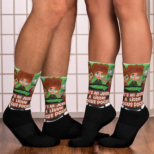 Halloween Hocus Pocus Socks