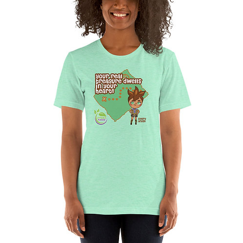 Avery Anise Your Real Treasure Unisex T-Shirt