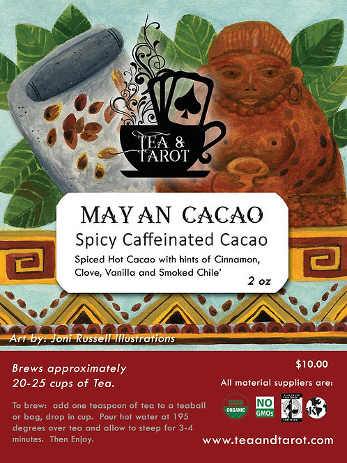 Mayan Spiced Cacao