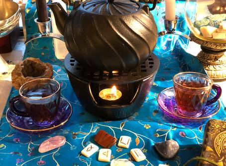 Celebrating Samhuin/Halloween