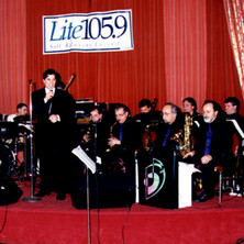 Carlo and Performing with Band