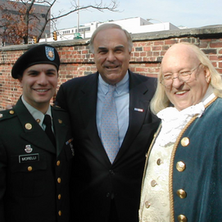 Carlo and Former Governor Ed Rendell