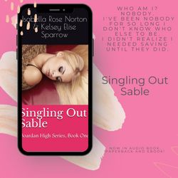 Singling Out Sable audio book