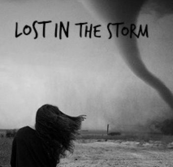 Lost in the Storm #sparrowsflight
