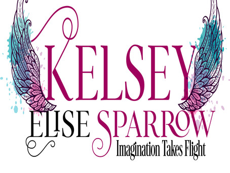 Coming Soon from Kelsey Elise Sparrow