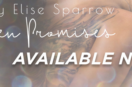 #availablenow Broken Promises by Kelsey Elise Sparrow #giveaway