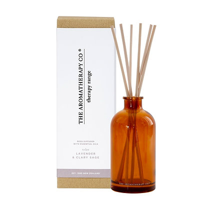 Therapy Lavender & Clary Sage Relax Diffuser