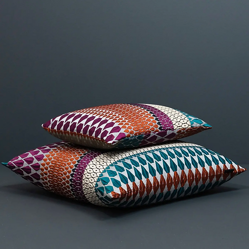 Calypso Large Square Cushion